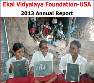 Ekal Annual Report - 2013