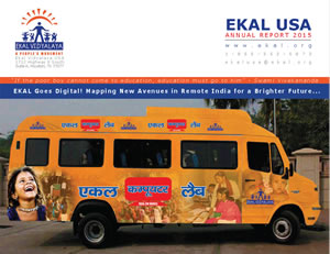 Ekal Annual Report - 2015