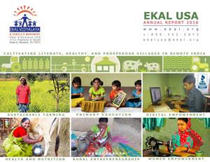 Ekal Annual Report - 2016