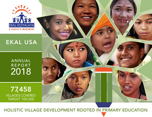 Ekal Annual Report - 2018